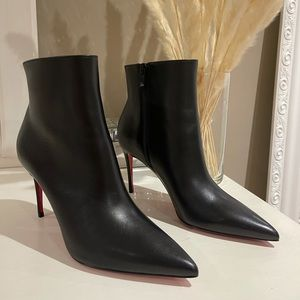 christian louboutin so Kate boots 100
